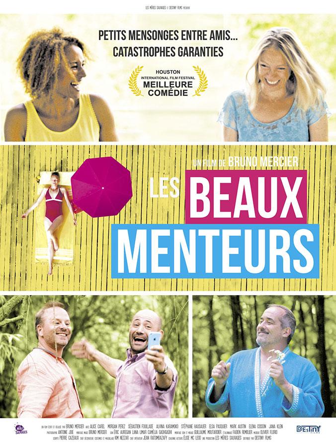 Les Beaux menteurs (Bruno Mercier, 2019)