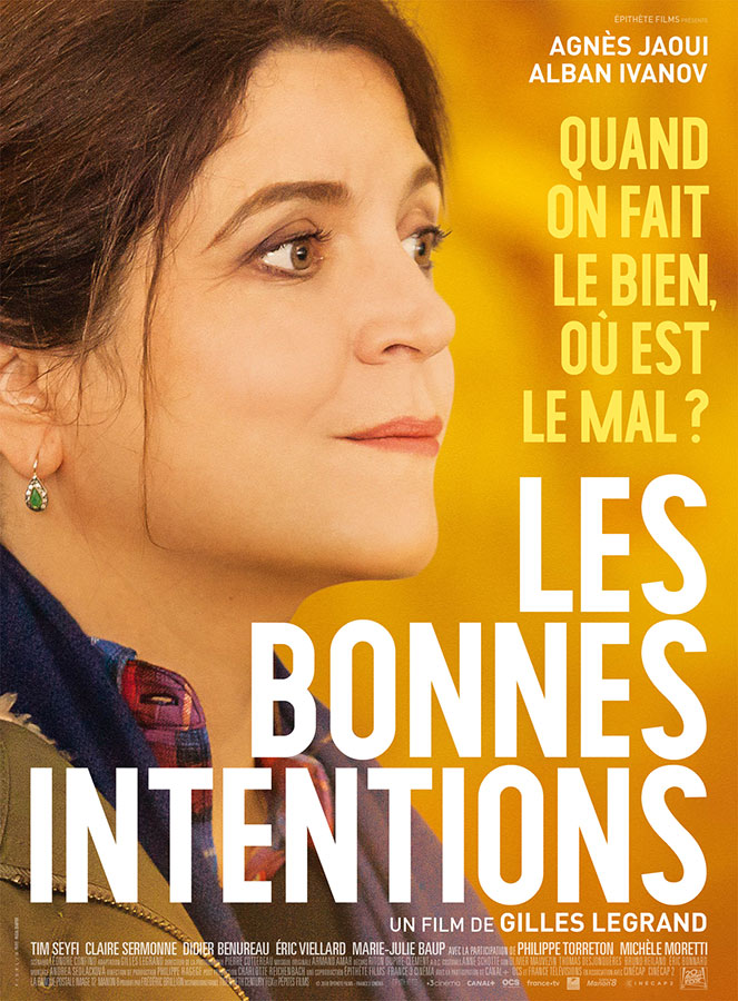 Les Bonnes intentions (Gilles Legrand, 2018)