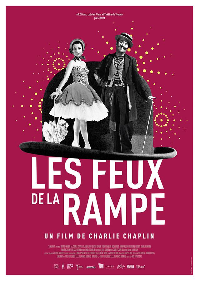 Les Feux de la rampe (Limelight) de Charlie Chaplin (1952)