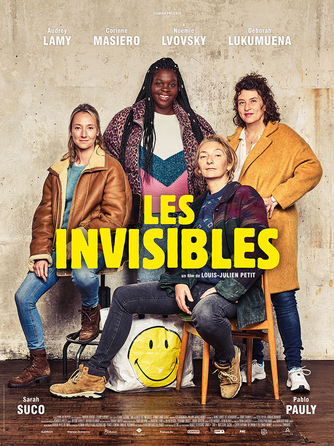 Les Invisibles (Louis-Julien Petit, 2019)