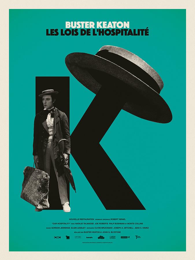 Les Lois de l'hospitalité (Buster Keaton, 1923)