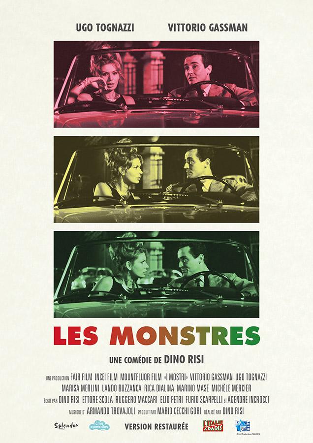 Les Monstres (I Mostri) de Dino Risi (1963)