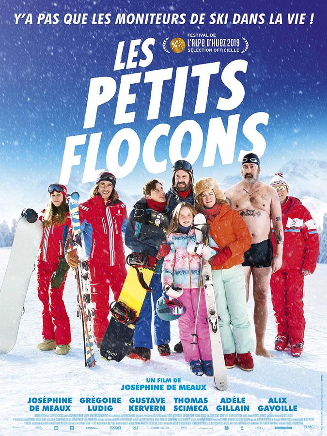 Les Petits flocons (Joséphine de Meaux, 2019)