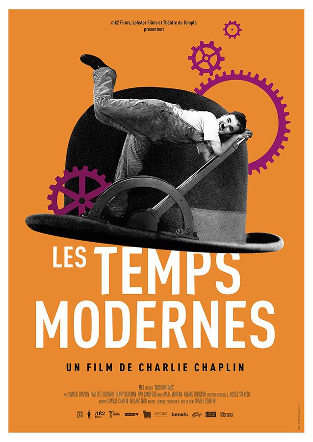 Les Temps modernes (Charlie Chaplin, 1936)