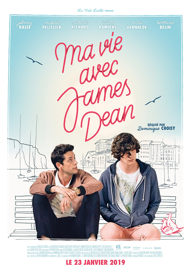 Ma vie avec James Dean (Dominique Choisy, 2019)