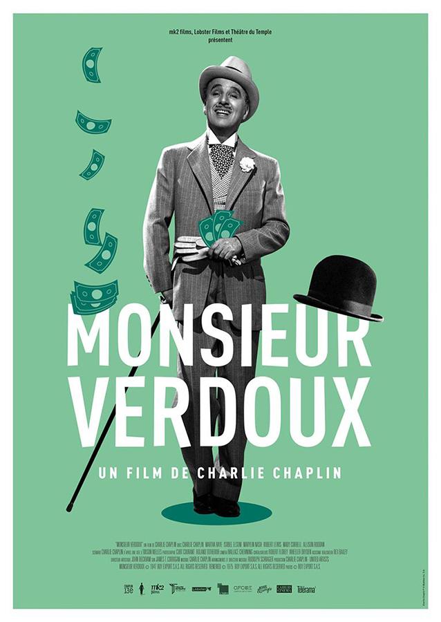 Monsieur Verdoux Un roi à New York de Charlie Chaplin (1947)