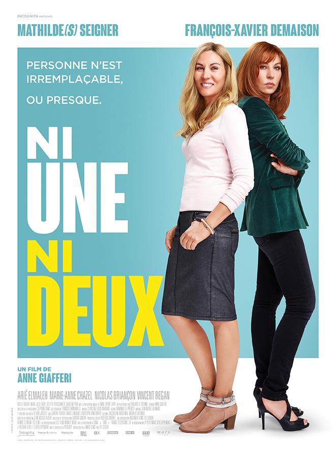 Ni une ni deux (Anne Giafferi, 2019)