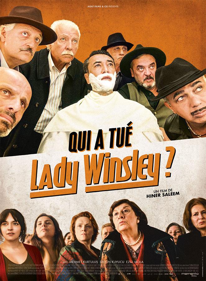 Qui a tué Lady Winsley ? (Hiner Saleem, 2019)