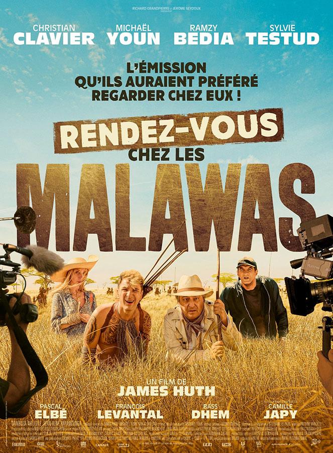 Rendez-vous chez les Malawas (James Huth, 2019)