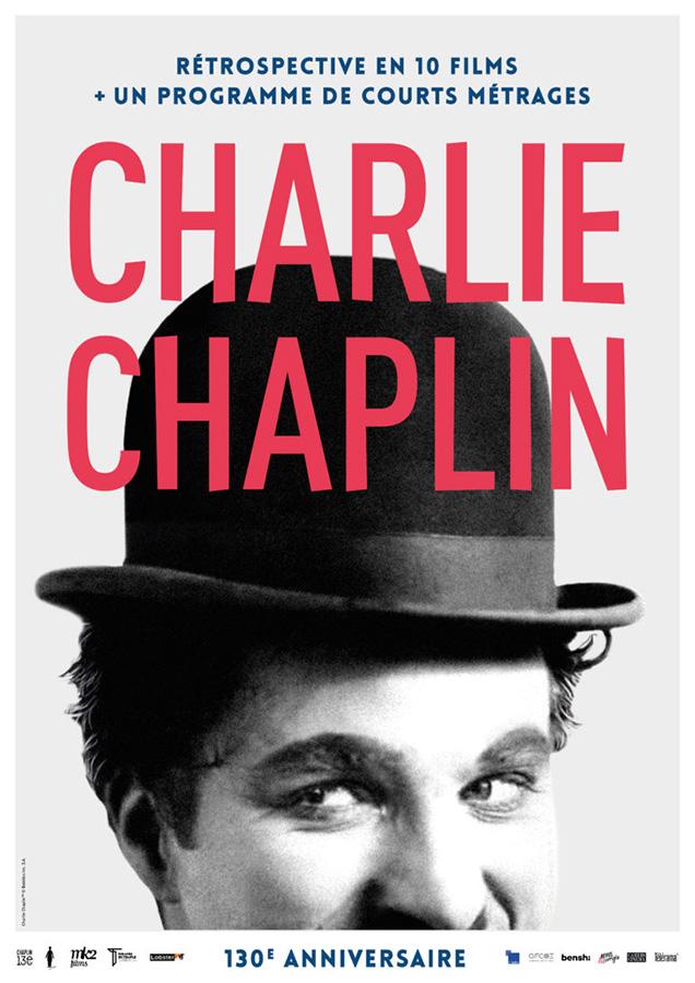 Rétrospective Charlie Chaplin