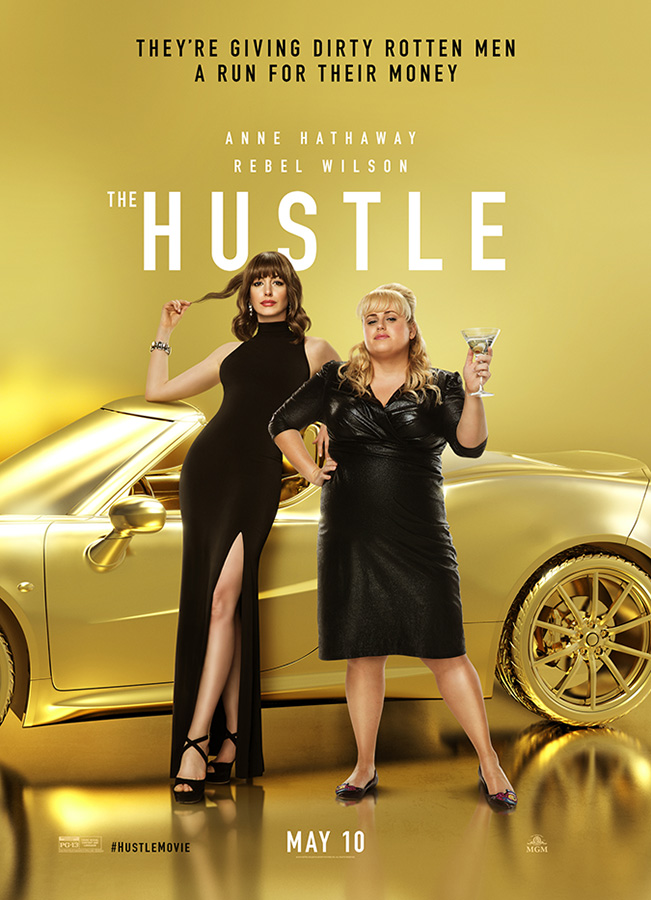 The Hustle (Chris Addison et Anne Dudley, 2019)