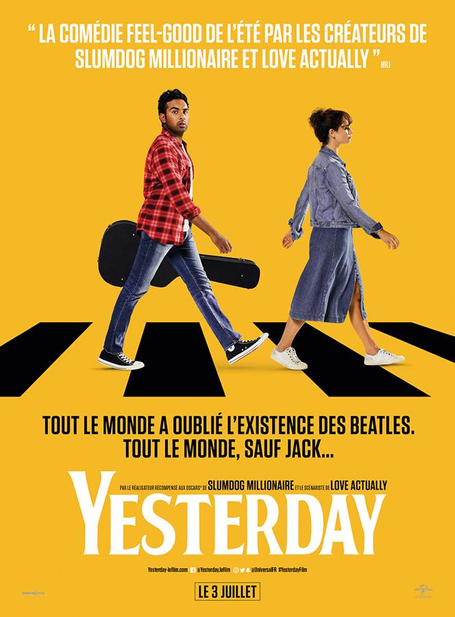 Yesterday (Danny Boyle, 2019)