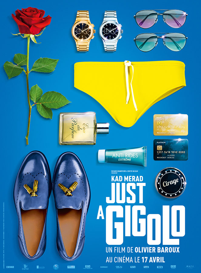 Just a gigolo (Olivier Baroux, 2019)