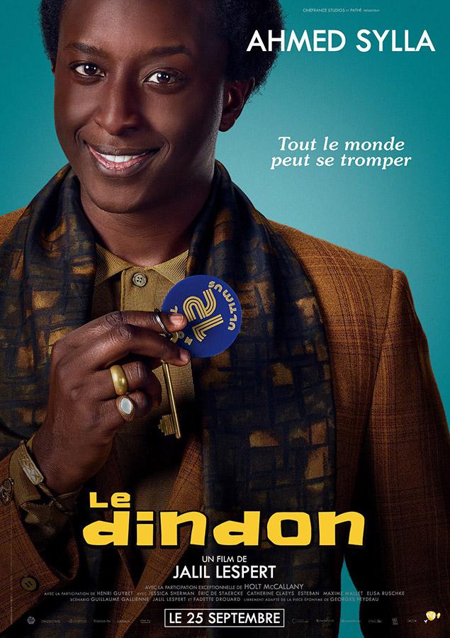 Le Dindon (Jalil Lespert, 2019) - Ahmed Sylla