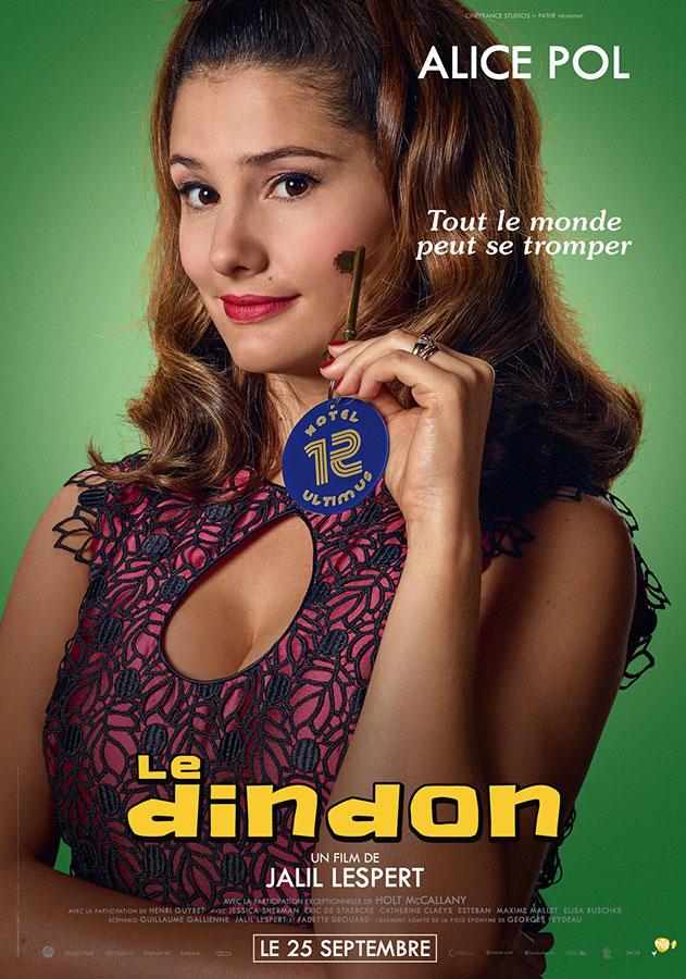 Le Dindon (Jalil Lespert, 2019) - Alice Pol