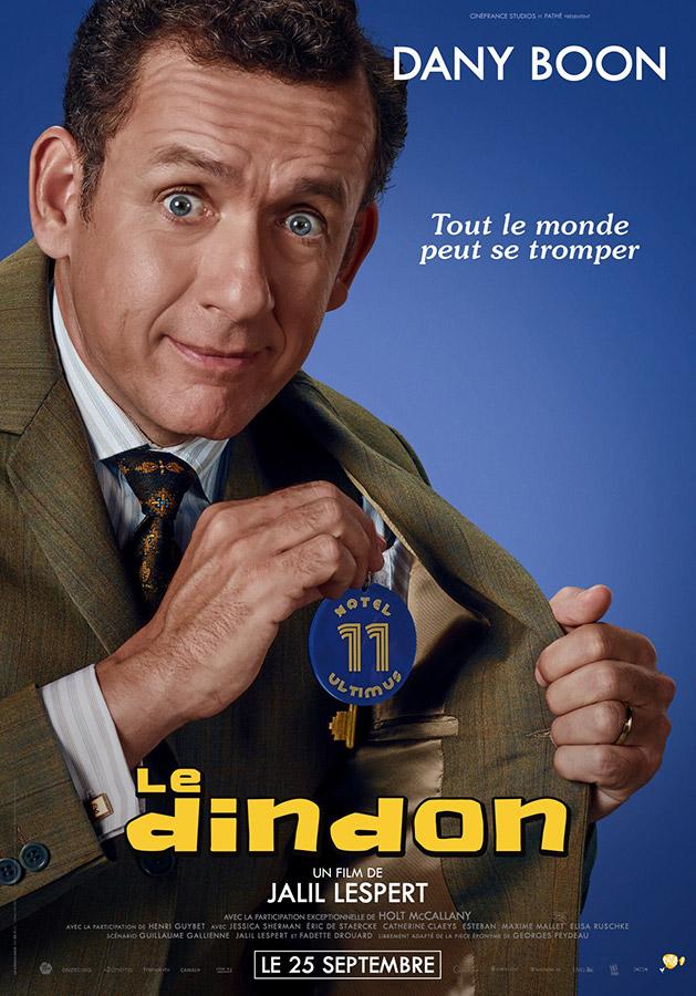 Le Dindon (Jalil Lespert, 2019) - Dany Boon