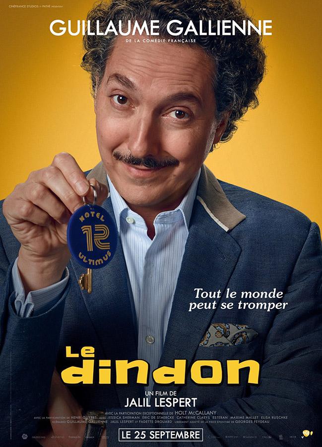 Le Dindon (Jalil Lespert, 2019) - Guillaume Gallienne