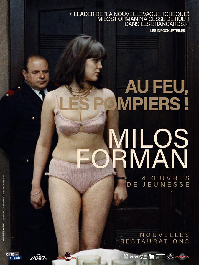 Au feu les pompiers ! (Hori, Ma Panenko) de Milos Forman (1967)