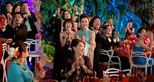 Box-office français du 7 au 13 novembre 2018 - Crazy Rich Asians