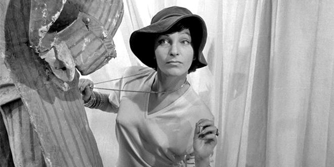 Maria Pacôme dans Les Jeux de l'amour (Philippe de Broca, 1960)