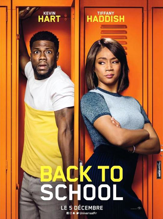 Back to School (Night School) de Malcolm D. Lee (2018)