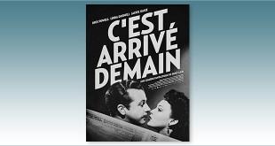 sorties Comédie du 12 décembre 2018 : C'est arrivé demain (It Happened Tomorrow, 1944) de René Clair