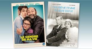 sorties Comédie du 19 décembre 2018 : Le Gendre de ma vie, La Huitième Femme de Barbe Bleue (Bluebeard's Eighth Wife, 1938)