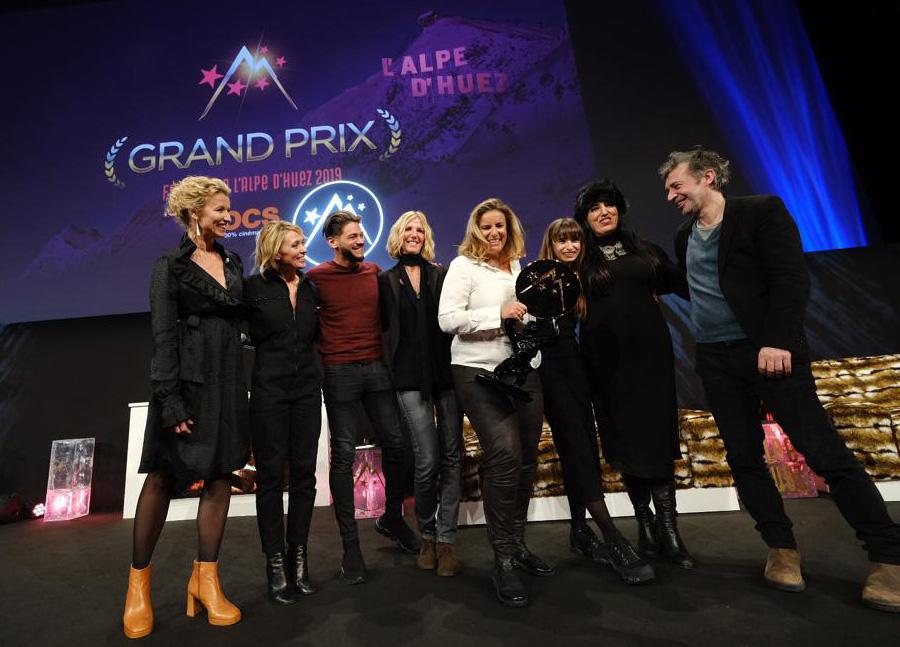 Grand Prix du 22e Festival de comédie de l'Alpe d'Huez : Mon bébé de Lisa Azuelos Sykes
