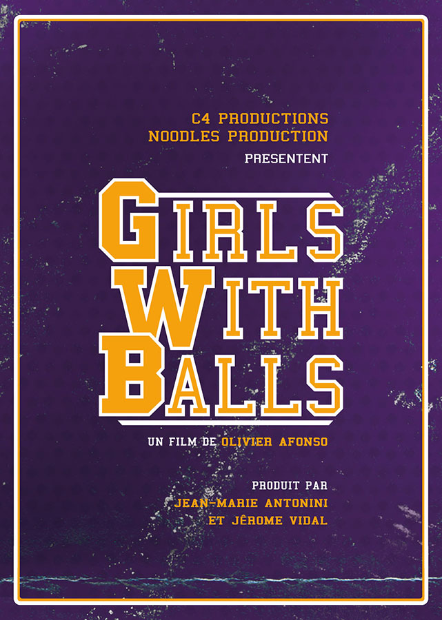 Girls with Balls (Olivier Afonso, 2019)