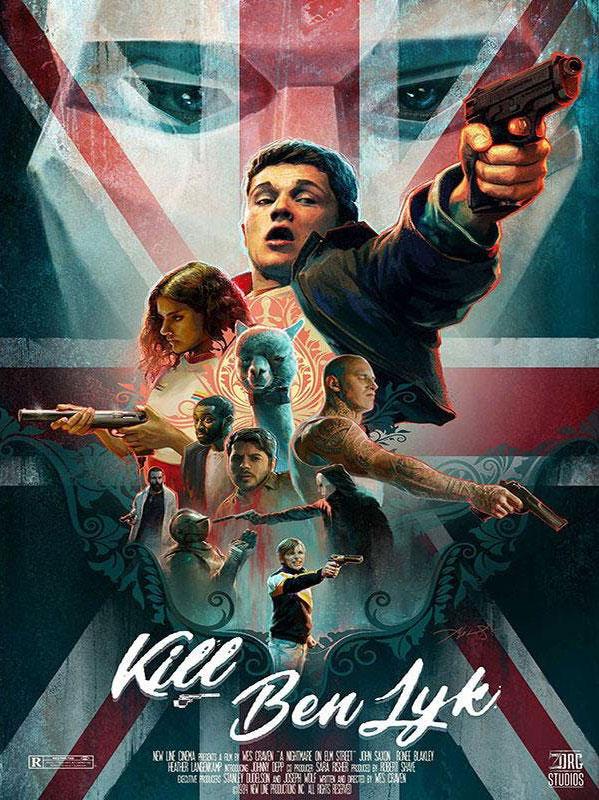 Kill Ben Lyk (Erwan Marinopoulos, 2019)