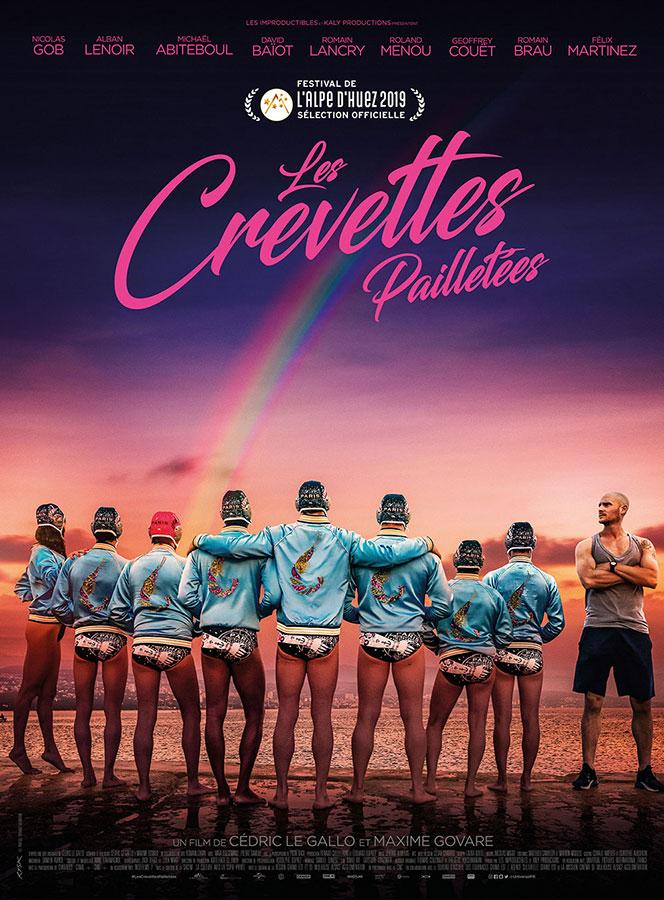 Les Crevettes pailletées (Cédric Le Gallo et Maxime Govare, 2019)
