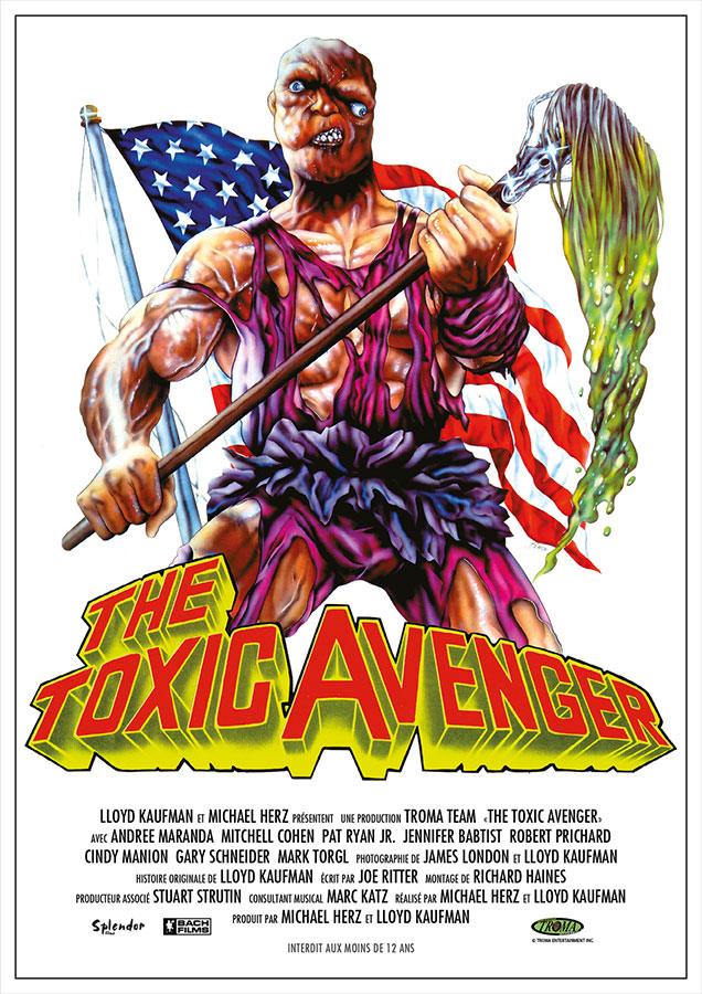 The Toxic Avenger (Michael Herz et Lloyd Kaufman, 1984)