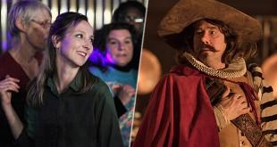 Box-office français du 9 au 15 janvier 2019 - Audrey Lamy dans Les Invisibles / Olivier Gourmet dans Edmond