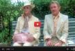 Michel Setrrault et Ugo Tonazzi dans La Cage aux folles (Édouard Molinaro, 1978)