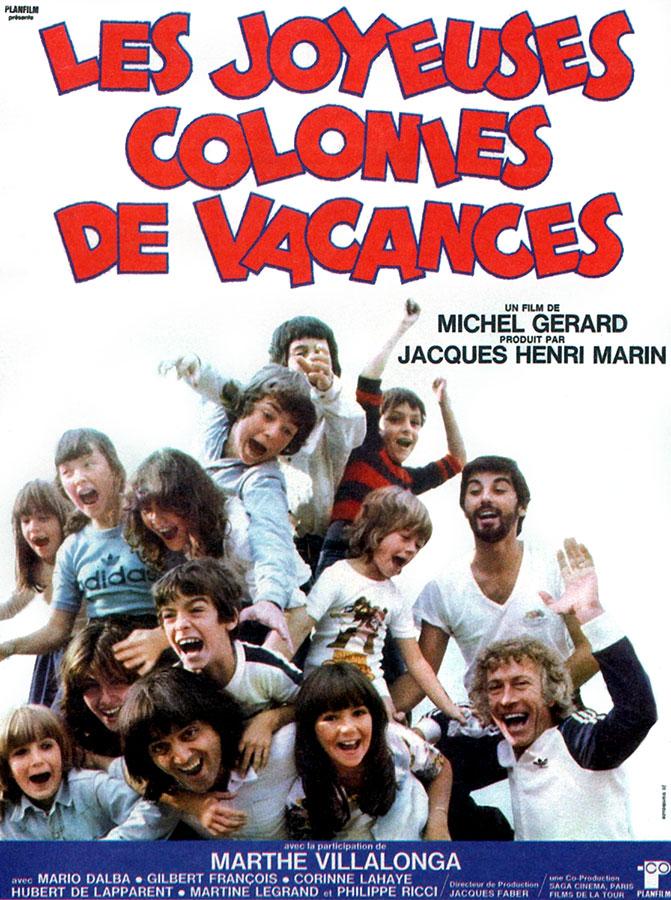 Les Joyeuses colonies de vacances (Michel Gérard, 1979)