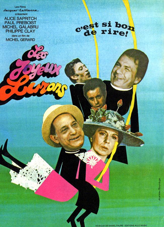 Les joyeux Lurons (Michel Gérard, 1972)