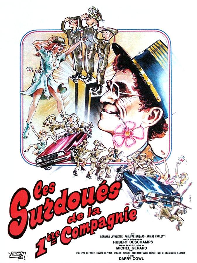 Les Surdoués de la Première Compagnie (Michel Gérard, 1981)