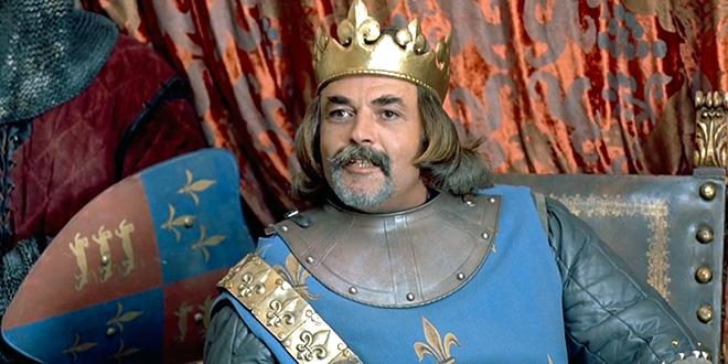 Hommage à Didier Pain (ici en Louis VI Le Gros dans Les Visiteurs de Jean-Marie Poiré en 1993)