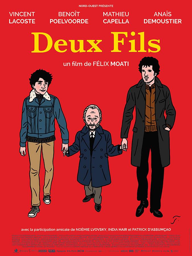 Deux fils (Félix Moati, 2019)
