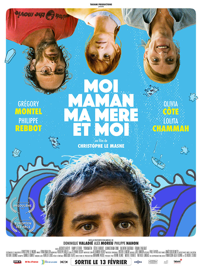 Moi, Maman, ma mère et moi (Christophe Le Masne, 2019)