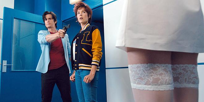 Box-office français du 6 au 12 février 2019 - Nicky Larson et le parfum de Cupidon