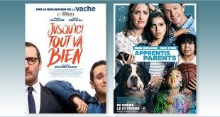 sorties Comédie du 27 février 2019 : Jusqu'ici tout va bien, Apprentis parents (Instant Family)