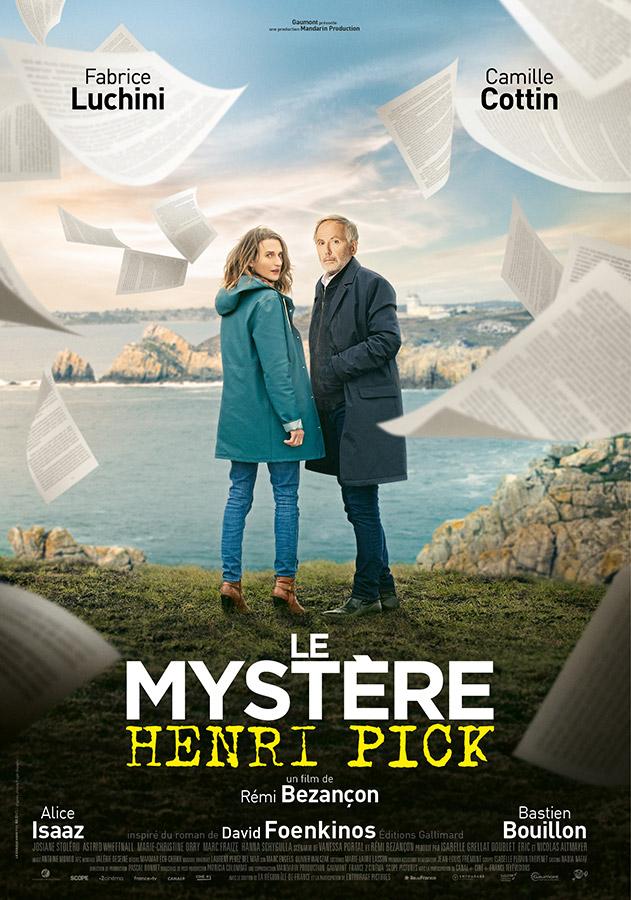Le Mystère Henri Pick (Rémi Bezançon, 2019)