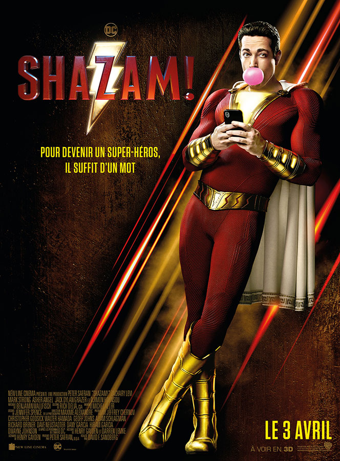 Shazam! (David F. Sandberg, 2019)