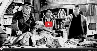 Bourvil, Louis de Funes et Jean Gabin dans La Traversée de Paris (Claude Autant-Lara, 1956)