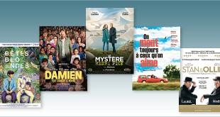 Sorties Comédie du 6 mars 2019 : Bêtes blondes, Damien veut changer le monde, Le Mystère Henri Pick, On ment toujours à ceux qu'on aime, Stan & Ollie