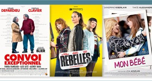 sorties Comédie du 13 mars 2019 : Convoi exceptionnel, Mon bébé, Rebelles