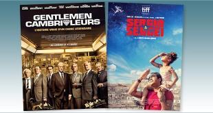 sorties Comédie du 27 mars 2019 : Gentlemen cambrioleurs (King Of Thieves), Sergio & Sergeï