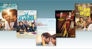 sorties Comédie du 3 avril 2019 : Chamboultout, La Lutte des classes, Mon inconnue, Shazam!, Tel Aviv On Fire