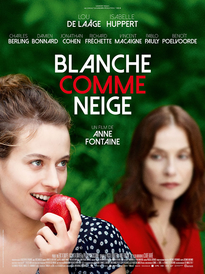 Blanche comme neige (Anne Fontaine, 2019)